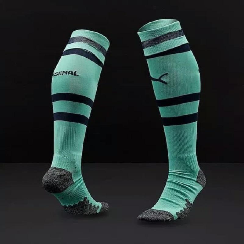 جوراب های کف حوله ای فوتبالی